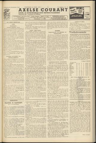 Axelsche Courant 1957-04-24