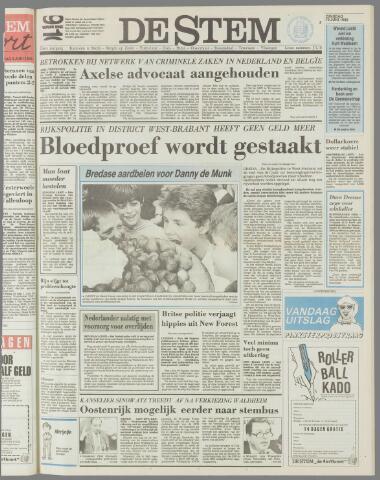 de Stem 1986-06-10