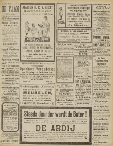 de Faam en de Faam/de Vlissinger 1923-10-10