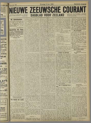 Nieuwe Zeeuwsche Courant 1920-06-08