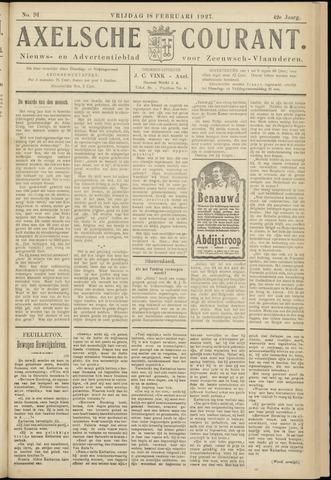Axelsche Courant 1927-02-18