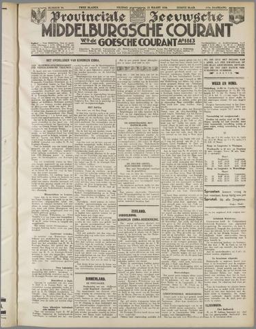 Middelburgsche Courant 1934-03-23