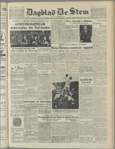 de Stem 1950-04-03