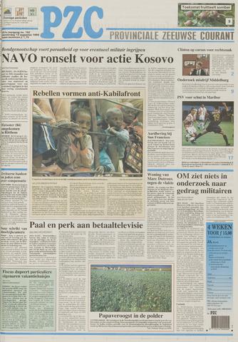 Provinciale Zeeuwse Courant 1998-08-13
