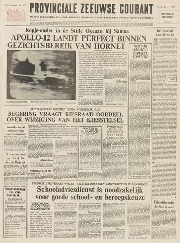 Provinciale Zeeuwse Courant 1969-11-25