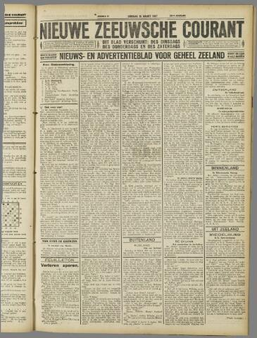 Nieuwe Zeeuwsche Courant 1927-03-15