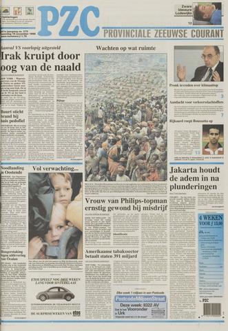 Provinciale Zeeuwse Courant 1998-11-16