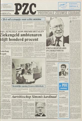 Provinciale Zeeuwse Courant 1985-04-25