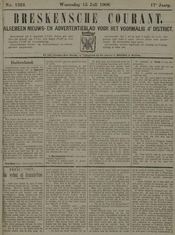 Breskensche Courant 1908-07-15