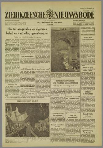 Zierikzeesche Nieuwsbode 1960-12-01