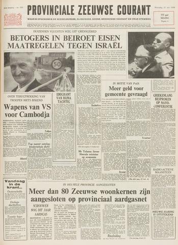 Provinciale Zeeuwse Courant 1970-05-27