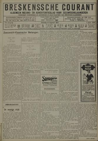 Breskensche Courant 1928-08-18