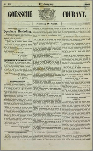 Goessche Courant 1861-03-18