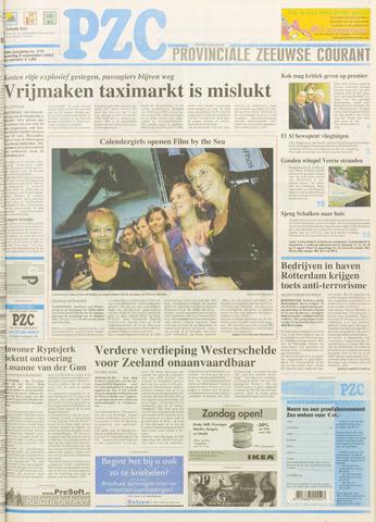 Provinciale Zeeuwse Courant 2003-09-06