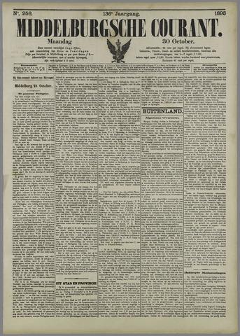 Middelburgsche Courant 1893-10-30