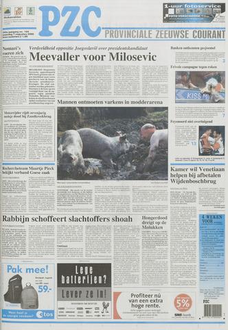 Provinciale Zeeuwse Courant 2000-08-07