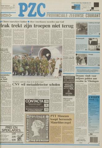 Provinciale Zeeuwse Courant 1994-10-11
