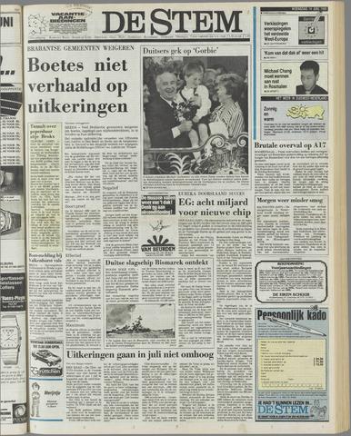 de Stem 1989-06-14