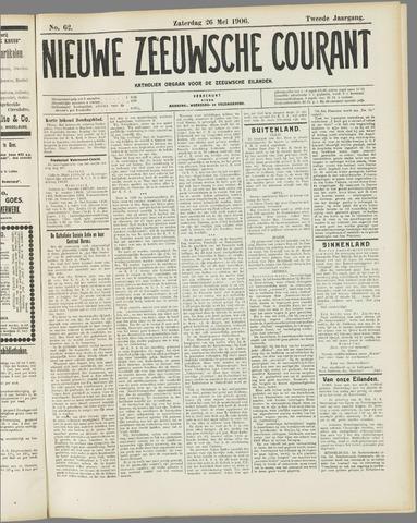 Nieuwe Zeeuwsche Courant 1906-05-26