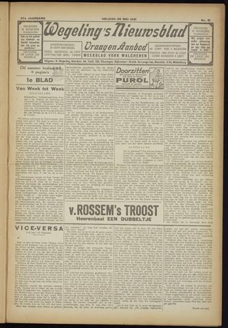 Zeeuwsch Nieuwsblad/Wegeling's Nieuwsblad 1931-05-29