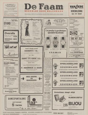 de Faam en de Faam/de Vlissinger 1971-11-25
