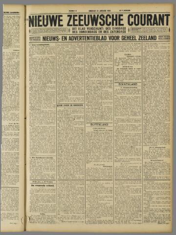 Nieuwe Zeeuwsche Courant 1928-01-24
