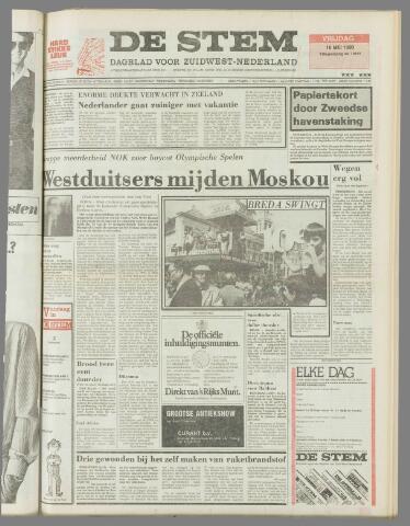 de Stem 1980-05-16