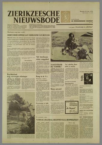Zierikzeesche Nieuwsbode 1972-06-26
