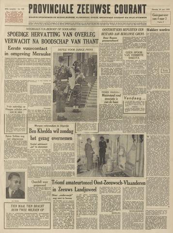 Provinciale Zeeuwse Courant 1962-06-30