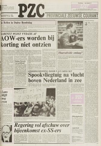 Provinciale Zeeuwse Courant 1983-05-19