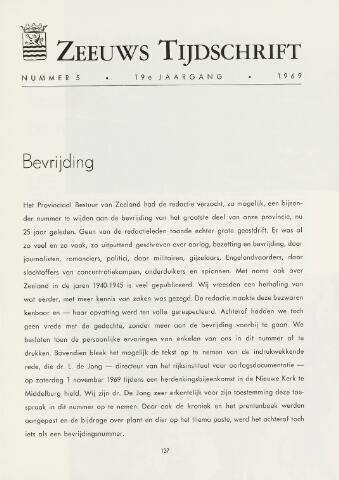 Zeeuws Tijdschrift 1969-09-01