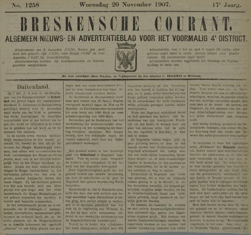Breskensche Courant 1907-11-20