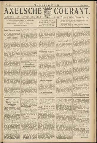 Axelsche Courant 1934-03-02