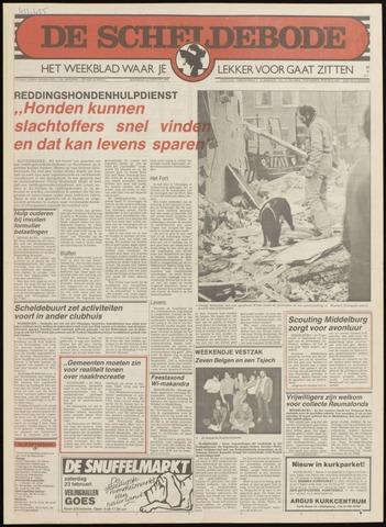 Scheldebode 1985-02-14