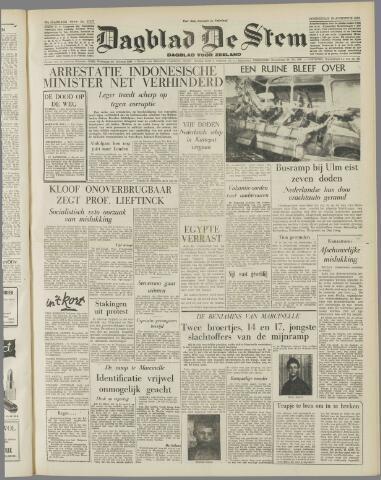 de Stem 1956-08-16