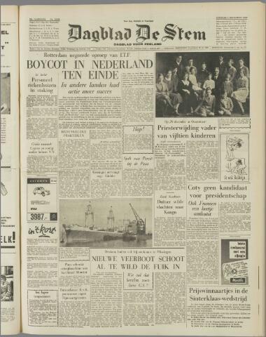 de Stem 1958-12-02