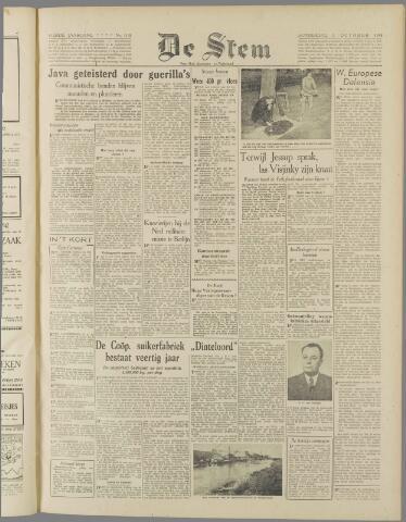 de Stem 1948-10-07