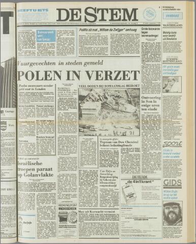 de Stem 1981-12-16