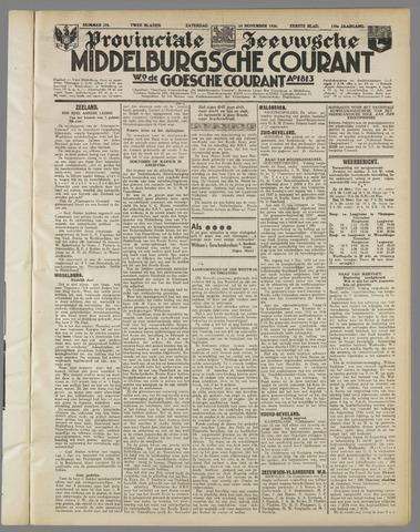 Middelburgsche Courant 1936-11-14