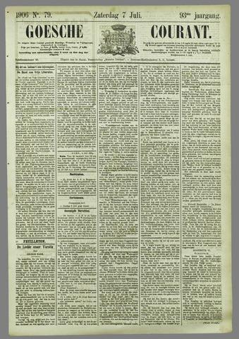 Goessche Courant 1906-07-07