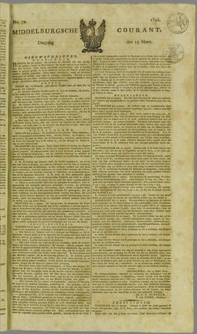 Middelburgsche Courant 1825-03-15