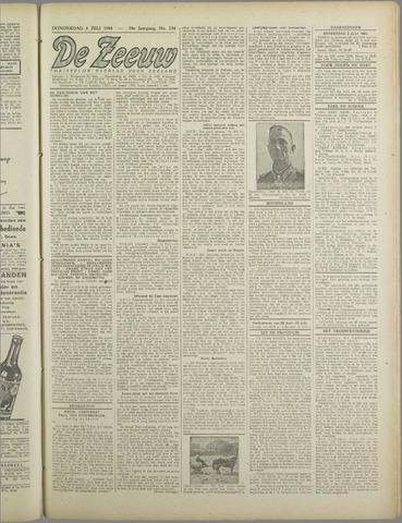 De Zeeuw. Christelijk-historisch nieuwsblad voor Zeeland 1944-07-06