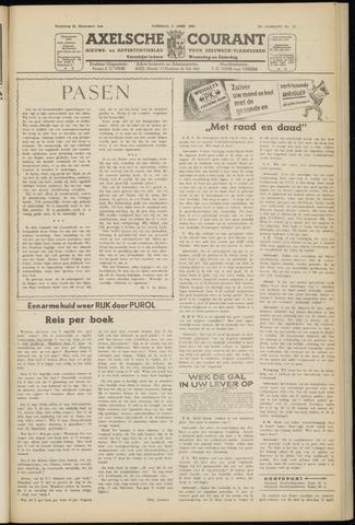 Axelsche Courant 1953-04-04