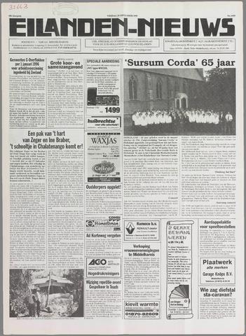 Eilanden-nieuws. Christelijk streekblad op gereformeerde grondslag 1995-09-29
