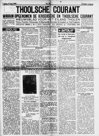 Ierseksche en Thoolsche Courant 1944-06-16