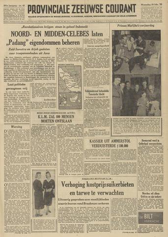 Provinciale Zeeuwse Courant 1958-02-19