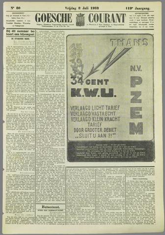 Goessche Courant 1932-07-08
