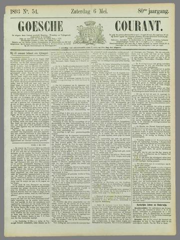 Goessche Courant 1893-05-06