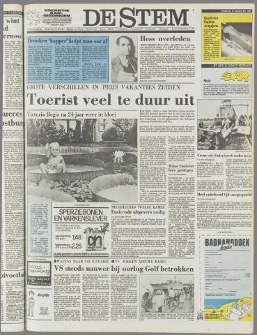 de Stem 1987-08-18