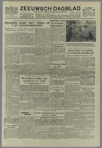 Zeeuwsch Dagblad 1953-10-29